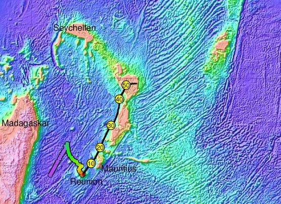 Scoperto continente perduto nell'Oceano Indiano