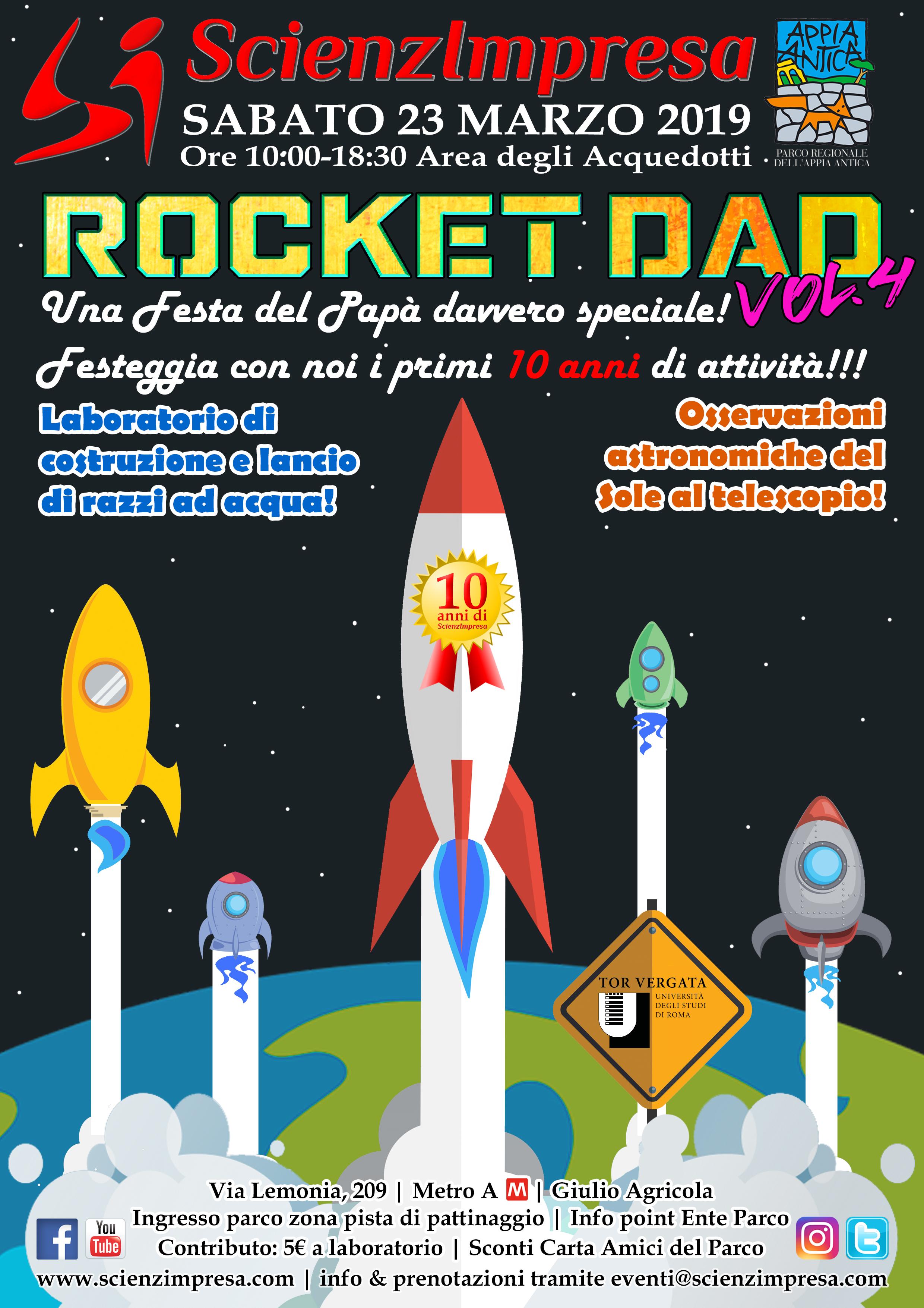 Rocket Dad Vol 4