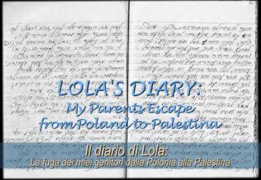 Il diario di Lola dalla Polonia alla Palestina