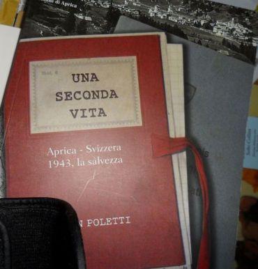 "Alan Poletti: Aprica-Svizzera ""Una seconda vita"""