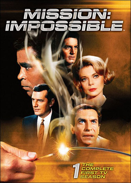 Affiche cin233ma n1761 de Mission impossible 1966 SciFiMovies
