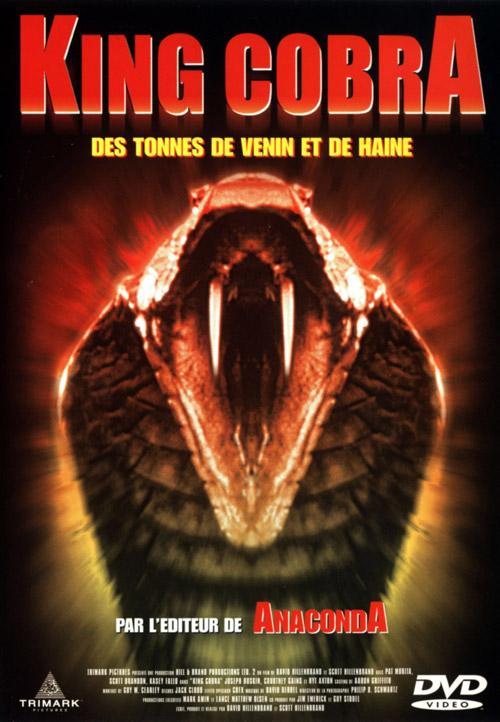 Poster do filme King Cobra