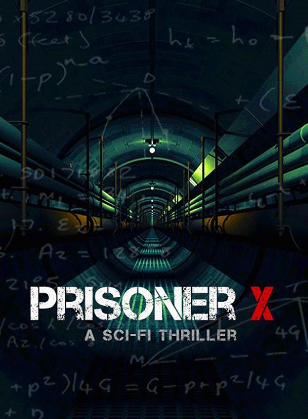 Poster do filme Prisoner X