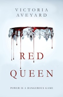 Book Cover for Red Queen by Victoria Aveyard