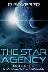 Book Cover for The Star Agency by R.E. Weber