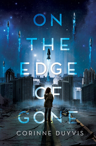 On the Edge of Gone Cover for use in the On the Edge of Gone review