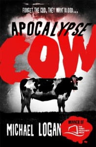 Book cover for Apocalypse Cow