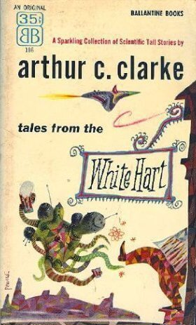 Tales from the White Hart Cover, for use in the Tales from the White Hart review on Sci-FI & Scary