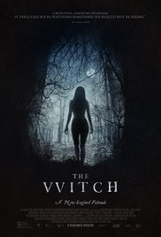 Movie cover for The Witch