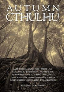 Book cover for Autumn Cthulhu by Various