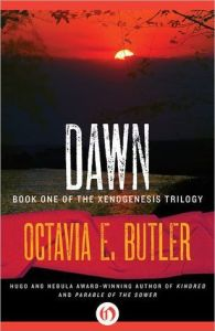 Book cover for Dawn, Xenogenesis 1, by Octavia Butler