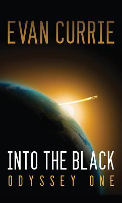 Book cover for Into the Black