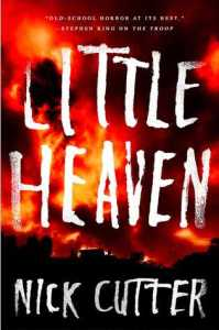 Book cover for Little Heaven by Nick Cutter