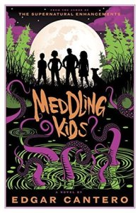 Book cover for Meddling Kids by Edgar Cantero