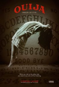 Movie cover for Ouija: Origin of Evil