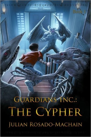 Book cover for The Cypher (Guardians Inc #1)