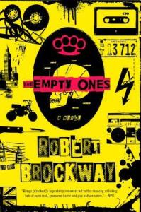 Book cover for The Empty Ones by Robert Brockway