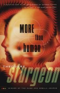 Book cover for More Than Human