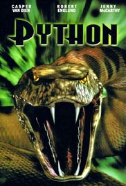 Movie cover for Python