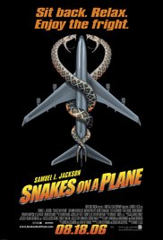 Movie cover for Snakes on a Plane