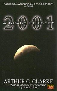 Book cover for 2001 A Space Odyssey