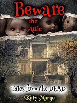 Book cover for Beware the Attic