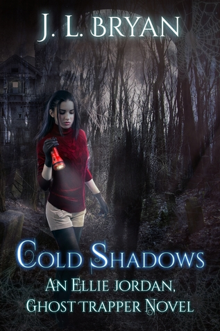 Book cover for Cold Shadows by J.L. Bryan