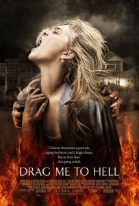 Movie cover for Drag Me to Hell