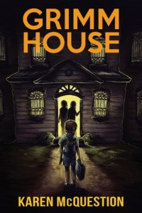 Book cover for Grimm House