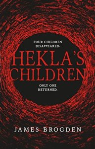 Book cover for Hekla's Children
