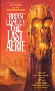Book cover for The Last Aerie by Brian Lumley