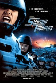Movie cover for Starship Troopers