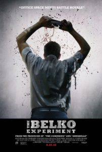 Movie cover for The Belko Experiment