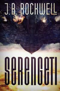 Book cover for Serengeti