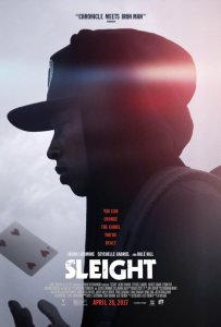 Movie poster for Sleight