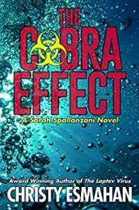 Book cover for The Cobra Effect