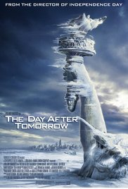 Movie Poster for The Day After Tomorrow