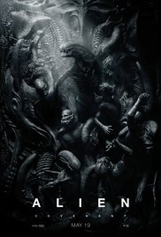 Movie Cover for Alien Covenant