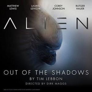Book cover for Alien: Out of the Shadows
