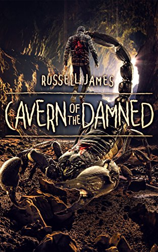 Book cover for Cavern of the Damned