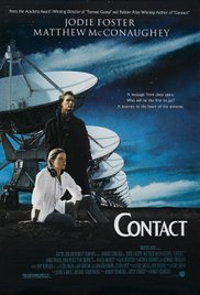 Movie cover for Contact