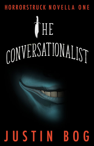 Book cover for The Conversationalist