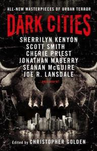Book cover for Dark Cities