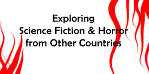 Banner for Exploring Science Fiction and Horror