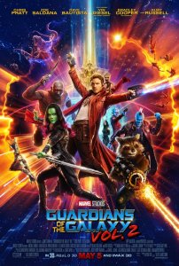 Movie cover for Guardians of the Galaxy 2