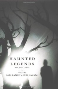 Book cover for Haunted Legends