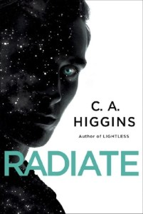 Book cover for Radiate
