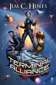 Book cover for Terminal Alliance