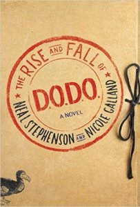 Book cover for The Rise and Fall of DODO