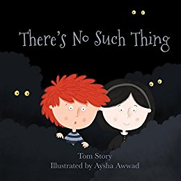 Book cover for There's No Such Thing